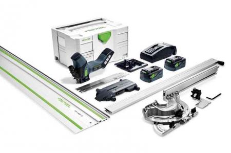 Festool Ferăstrău cu acumulator pentru materiale izolatoare ISC 240 Li 5,2 EBI-Set-FS0
