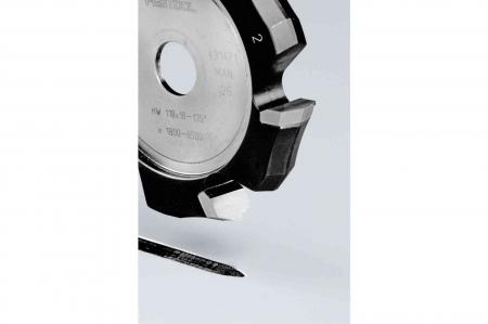 Festool Freză de canelat in forma de V HW 118x18-135°/Alu [1]