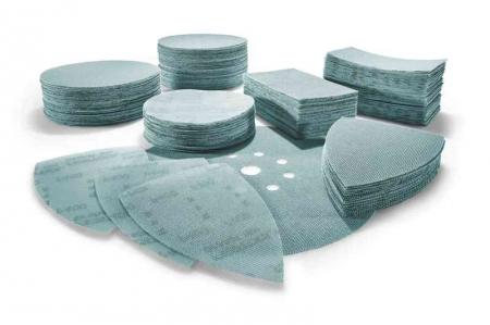 Festool Material abraziv reticular STF 80x133 P100 GR NET/50 Granat Net [1]
