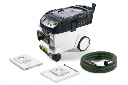 Festool Aspirator mobil CTL 36 E AC HD CLEANTEC [3]