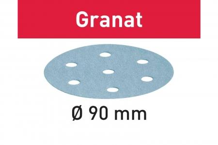 Festool Foaie abraziva STF D90/6 P1500 GR/50 Granat [0]