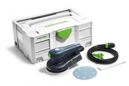 Festool Slefuitor cu excentric ETS EC 125/3 EQ-Plus0