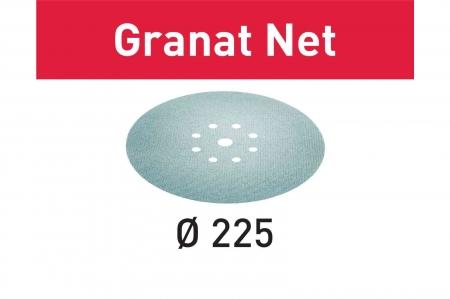 Festool Material abraziv reticular STF D225 P120 GR NET/25 Granat Net1