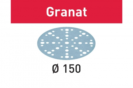 Festool Foaie abraziva STF D150/48 P100 GR/100 Granat1