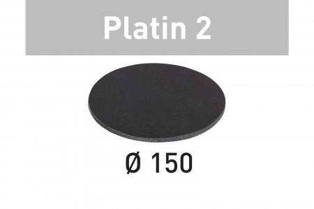 Festool Foaie abraziva STF D150/0 S500 PL2/15 Platin 20
