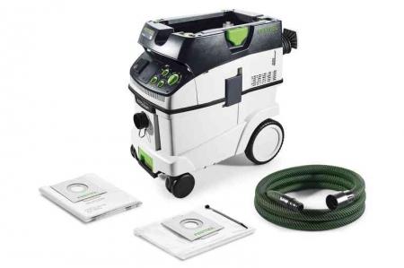 Festool Aspirator mobil CTM 36 E AC CLEANTEC0