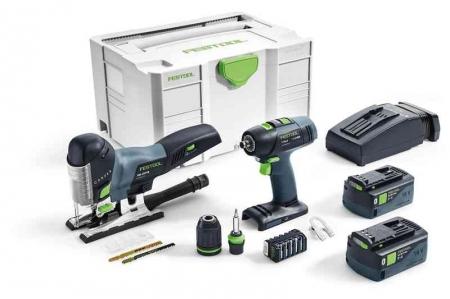 Festool Kit de montare a acumulatorului T 18+3/PSC 420 Li I-Set1