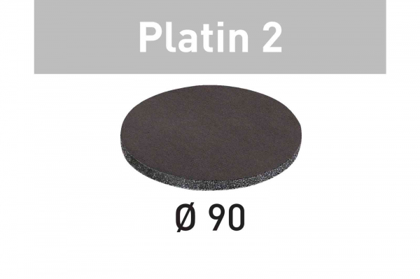 Festool Foaie abraziva STF D 90/0 S4000 PL2/15 Platin 2 [0]