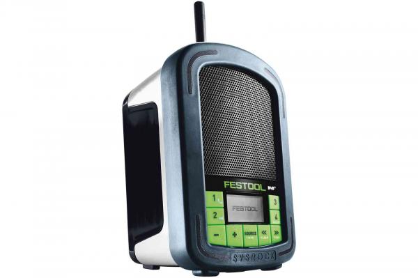 Festool Aparat radio digital BR 10 DAB+ SYSROCK 5