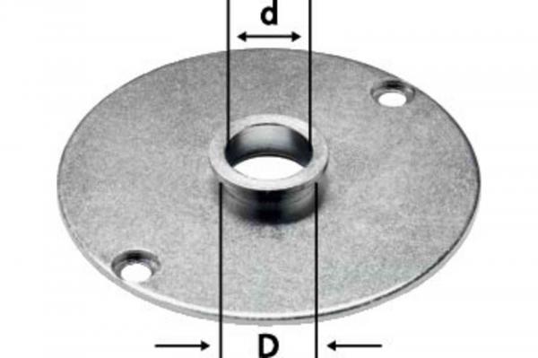 Festool Inel de copiere KR D17/VS 600-SZ 14 0