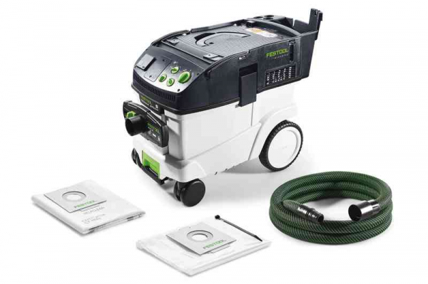 Festool Aspirator mobil CTM 36 E AC HD CLEANTEC 3