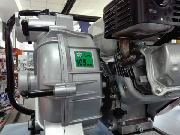 Motopompa ape murdare AGT WPT 20 HKX HONDA GX160 5