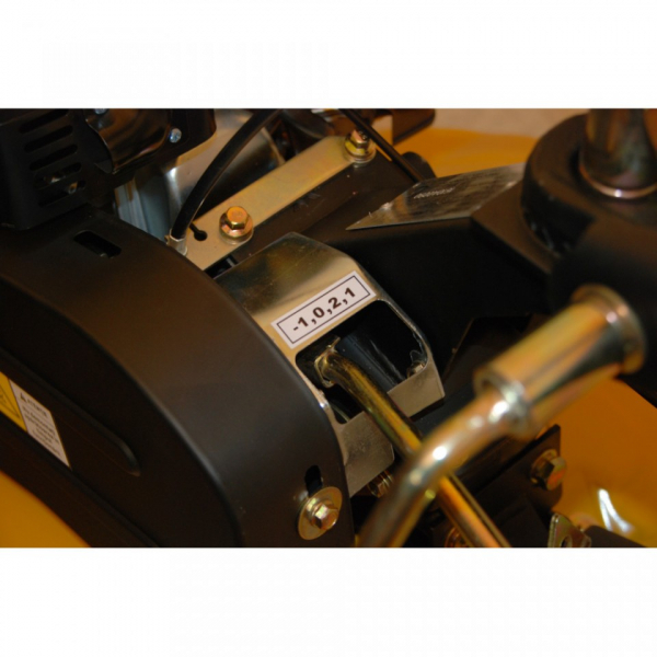 Motosapa ProGarden HS 900, benzina, 7CP 6