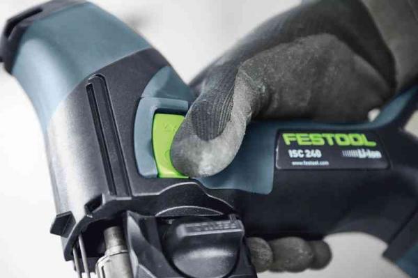 Festool Ferăstrău cu acumulator pentru materiale izolatoare ISC 240 Li 5,2 EBI-Plus 4