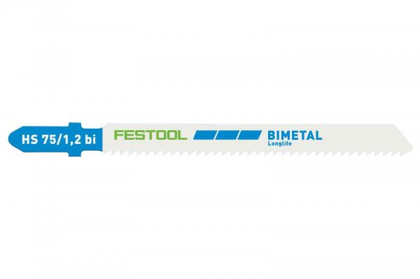 Festool Panza de ferastrau vertical HS 75/1,2 BI/5 0