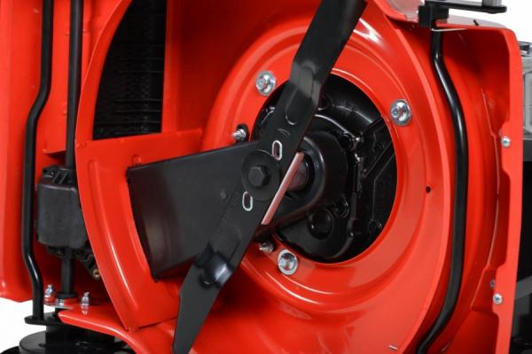 Hecht 541 BSW Masina de tuns iarba, motor benzina, autopropulsata, 2.3 CP, latime de lucru 41 cm 9