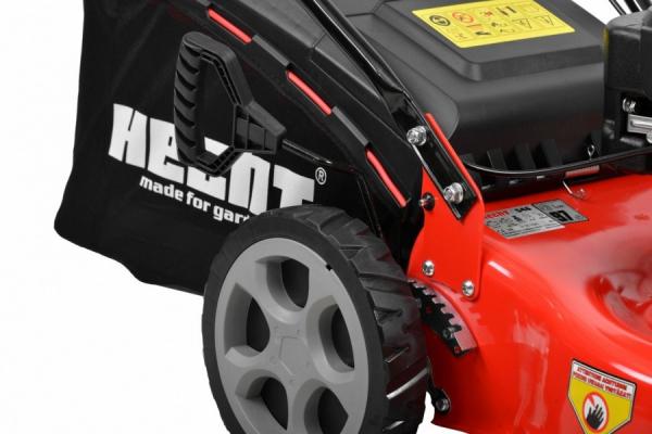 Hecht 546 Masina de tuns iarba, motor benzina, 3.5 CP, latime de lucru 46 cm 3