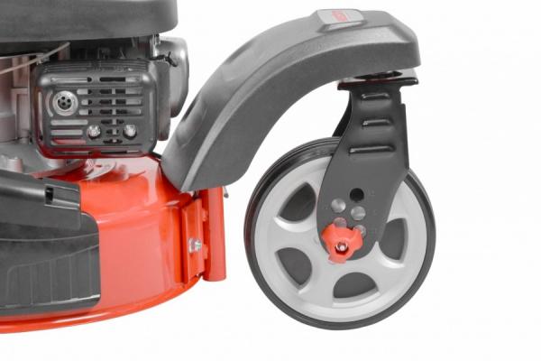 Hecht 5433 SW Masina de tuns iarba, motor benzina, autopropulsata, 2.5 CP, latime de lucru 43 cm 9