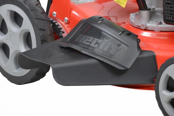 HECHT 547 SXW 5 in 1 Masina de tuns iarba, motor benzina, autopropulsata, 4.5 CP, latime de lucru 46 cm 2