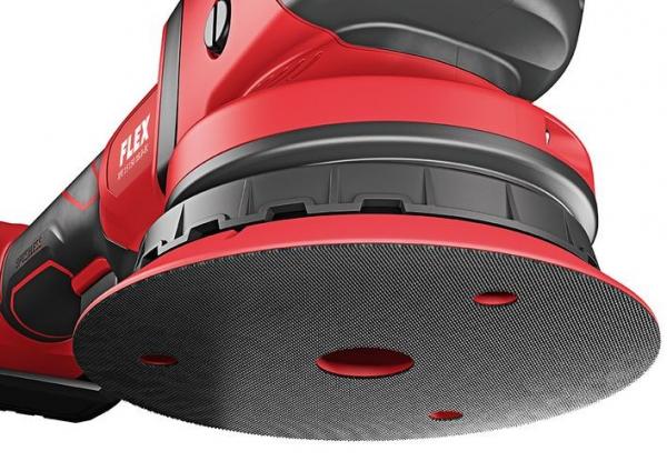 Masina de șlefuit polisat roto-orbitala cu acumulatori FLEX  XFE 15-15 150 18.0-EC 5.0P Set 2
