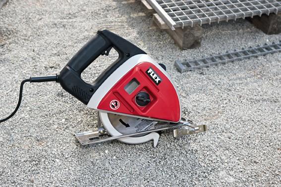 Ferastrau circular pentru taiat metal Flex CSM 4060 4
