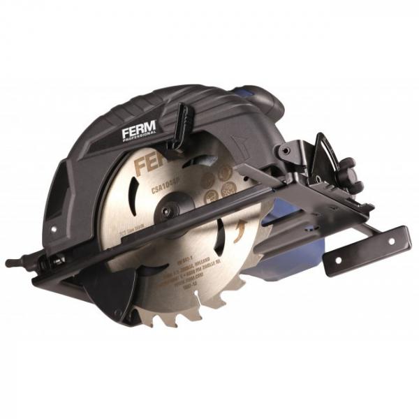 Fierastrau circular 190 mm  FERM CSM1041 Profesional