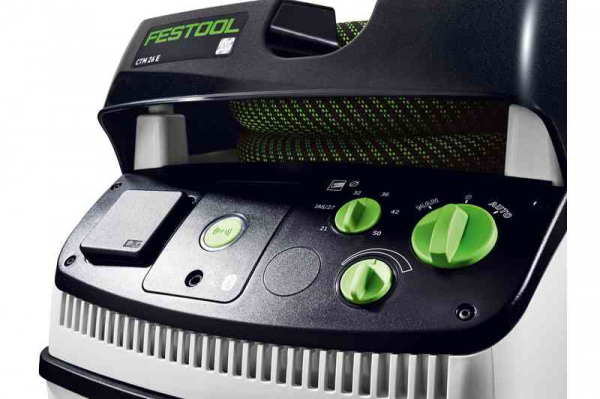 Festool Aspirator mobil CTM 26 E CLEANTEC [5]