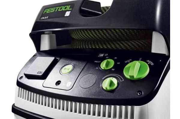 Festool Aspirator mobil CTM 26 E CLEANTEC 2