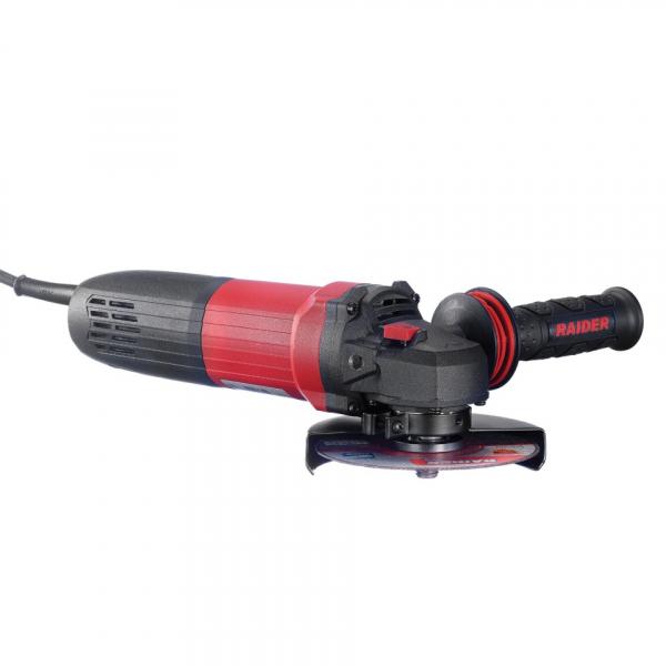 Polizor Unghiular 125 mm RAIDER RDI-AG58 1400 W 1