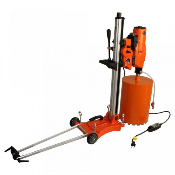 Masina de carotat Bisonte EC3000, carota 300 mm [1]