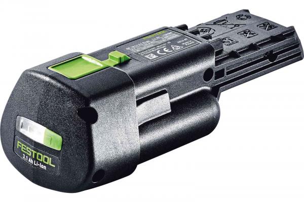 Festool Acumulator BP 18 Li 3,1 Ergo 0