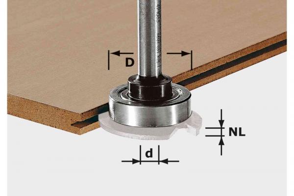 Festool Arbore port-cutit S8 1,5-5 KL28 [0]
