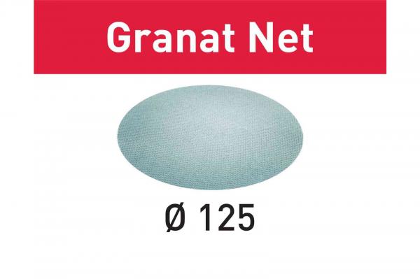 Festool Material abraziv reticular STF D125 P240 GR NET/50 Granat Net 0