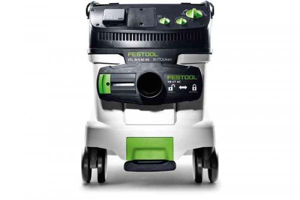 Festool Aspirator mobil CTL 36 E AC HD CLEANTEC 5