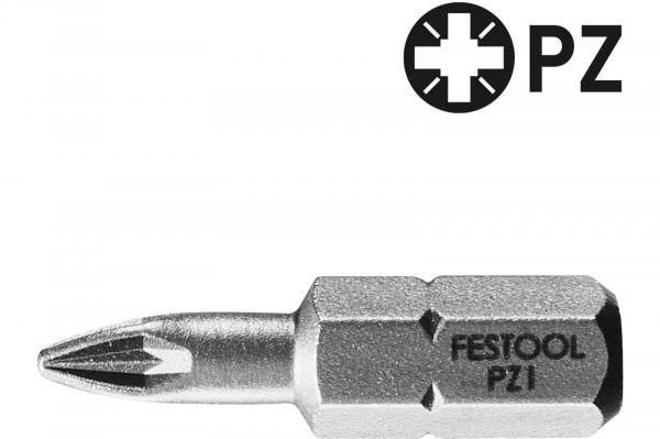 Festool Bit PZ PZ 1-25/10 0