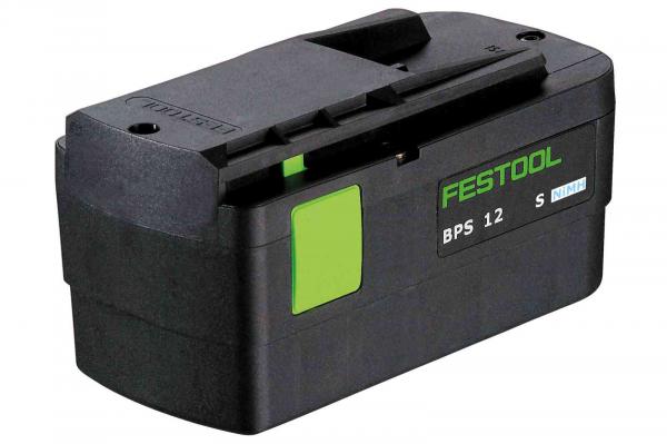 Festool Acumulator BPS 12 S NiMH 3,0 Ah 0