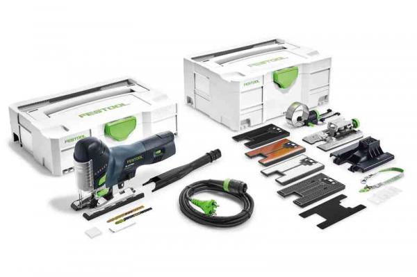 Festool Ferastrau vertical PS 420 EBQ-Set CARVEX 2