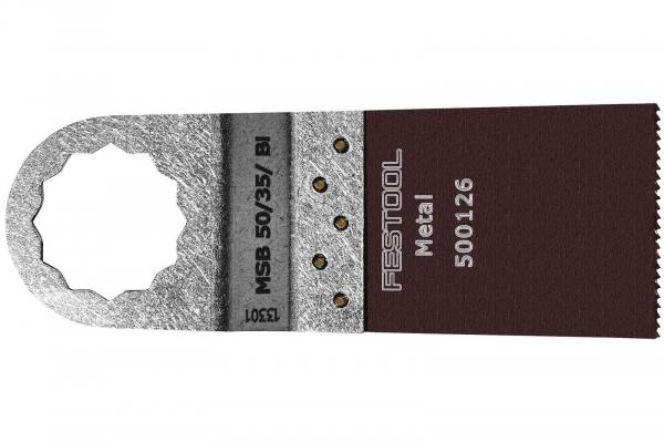 Festool Panza de ferastrau pentru metal MSB 50/35/Bi 5x 0