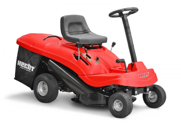 Tractor de tuns iarba cu autopropulsie Hecht 5161 6.5 CP [0]