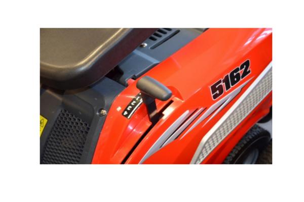 Tractor de tuns iarba cu autopropulsie Hecht 5162 Motor B&S 6.5 CP [2]