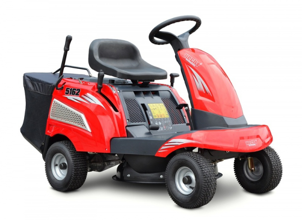 Tractor de tuns iarba cu autopropulsie Hecht 5162 Motor B&S 6.5 CP [0]