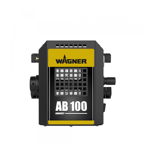 Pompa Airless cu Membrana pentru Vopsit WAGNER SuperFinish 23 Plus AirCoat – cart, debit material 2,6 l/min 2