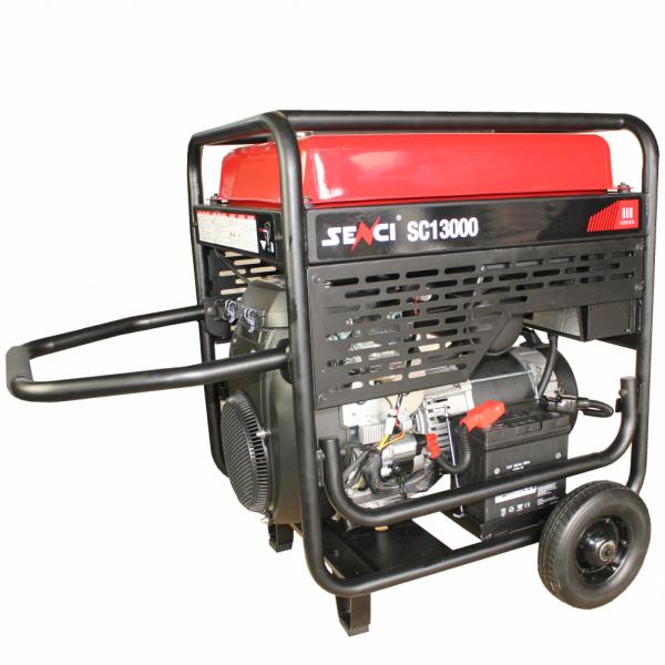 Generator de curent monofazat SC13000-EVO-ATS Putere max. 11 kW 1