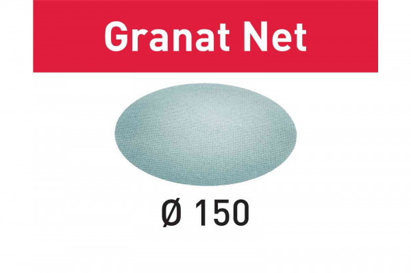 Festool Material abraziv reticular STF D150 P220 GR NET/50 Granat Net 0