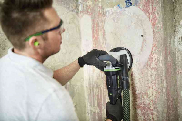 Festool Polizor cu discuri diamantate RG 130 E-Set DIA TH RENOFIX 3
