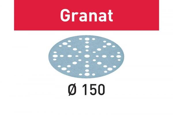 Festool Foaie abraziva STF D150/48 P280 GR/100 Granat [0]