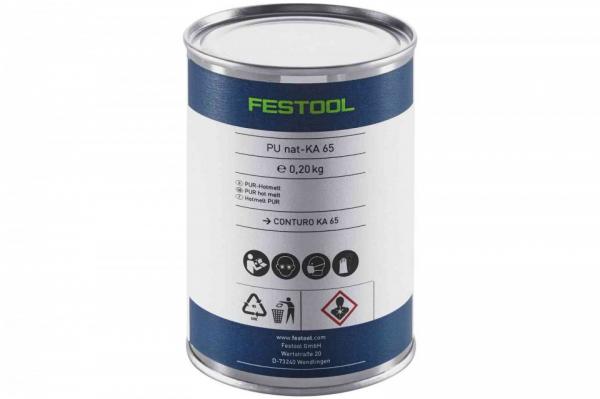 Festool Adeziv PU natur PU nat 4x-KA 65 0