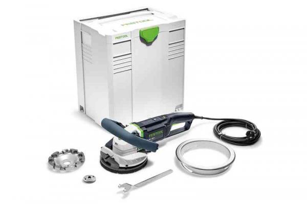 Festool Polizor cu discuri diamantate RG 130 E-Set DIA HD RENOFIX 1