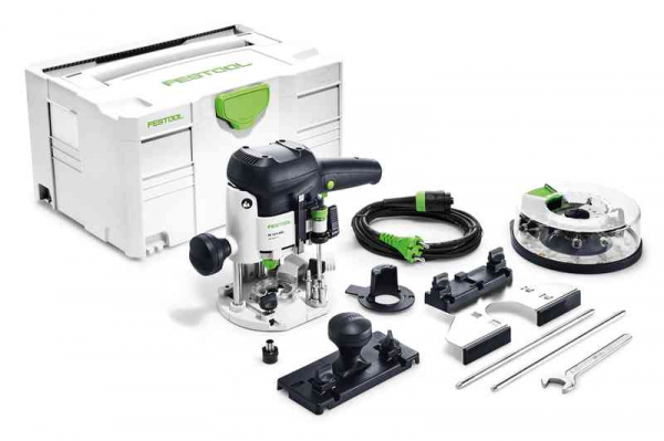 Festool Masina de frezat OF 1010 EBQ-Plus + Box-OF-S 8/10x HW 1