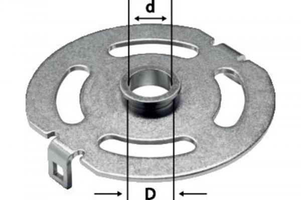 Festool Inel de copiere KR-D 17,0/OF 1400 0